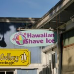 BEST shaved ice in Lahaina.