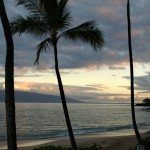 Makena Beach, to the right...